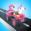 Vehicle Race 3D Review iOS