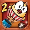 Drop The Chicken 2 The Circus Review iOS
