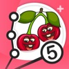 Connect the Dots Fruits plus Review iOS